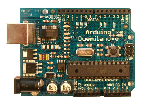 Programming LED circuit with Arduino IDE