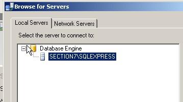 Instance SQL Server