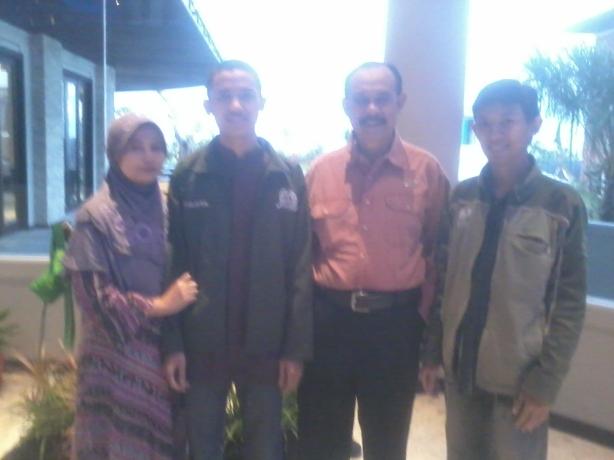 With kakek