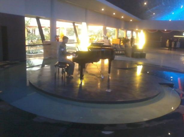 I'm pianist