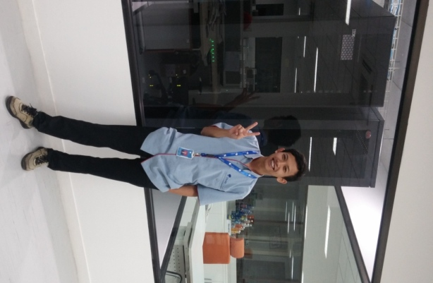 My works, my passion :-) my open kitchen data center... ^_^