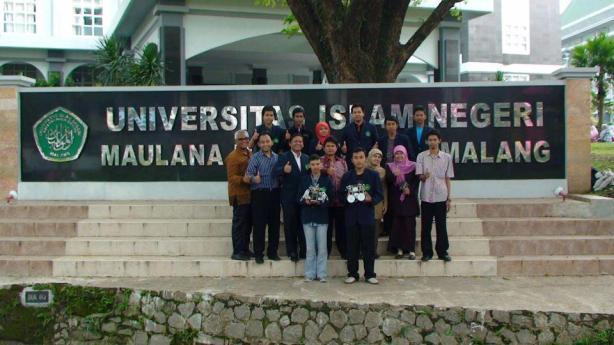 Tim Robotik UIN Maulana Malik Ibrahim Malang