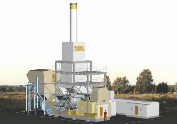 Ilustrasi Gas Turbine