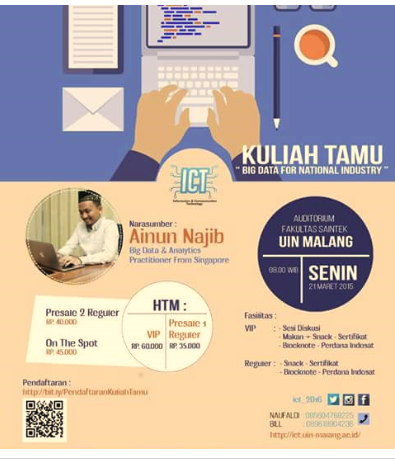 Seminar Big Data UIN