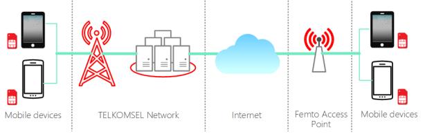 femto network