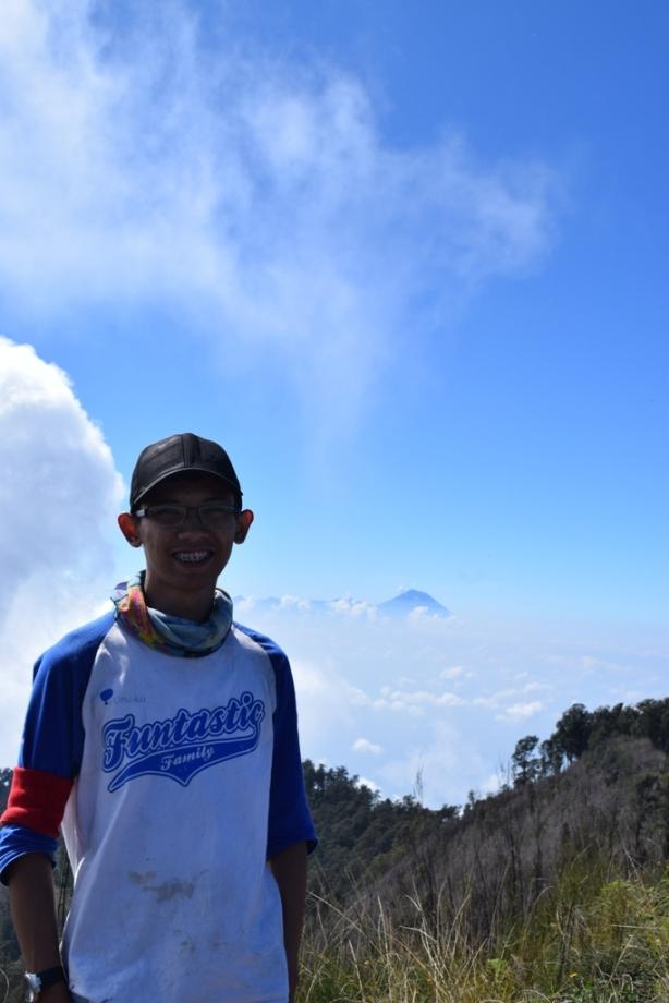 Puncak Gunung Butak 2868 mdpl 17 Agustus 2016