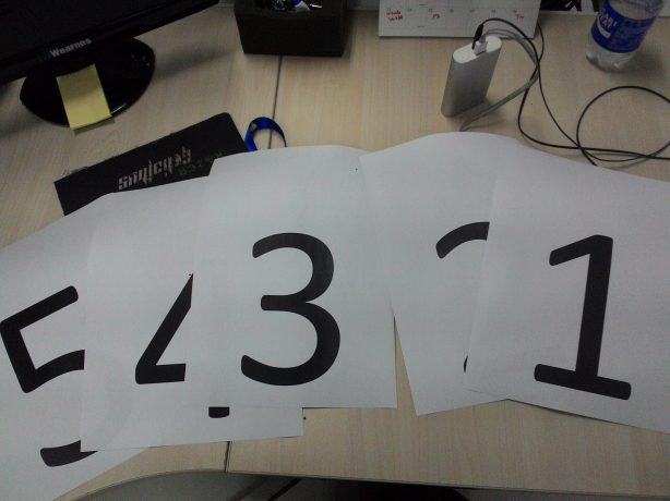 Nomor mobil