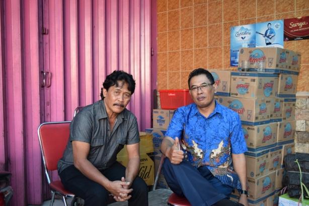 ayah dan Pak De