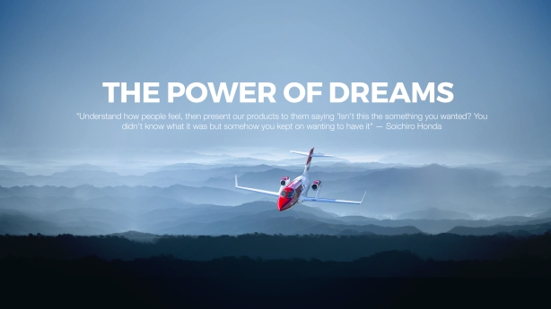 the power of dreams foto milik honda