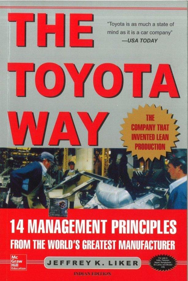 buku the toyota way