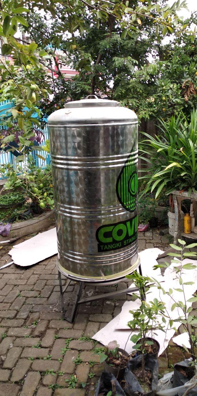 Tangki Air COvina 500 Liter